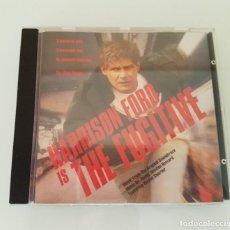 CDs de Música: BSO THE FUGITIVE (EL FUGITIVO) CD. Lote 210614032