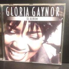 CDs de Música: GLORIA GAYNOR / CD RECOPILATORIO / EL ALBUM EPIC 2000. Lote 210616606