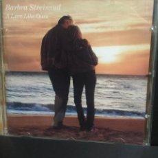 CDs de Música: CD. BARBRA STREISAND- TITULO A LOVE LIKE OURS.- ORIGINAL DEL 99- 12 TEMAS. Lote 210629070