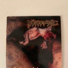 "CDs de Música: DISGORGE "" FORENSICK "" CD. Lote 210631352"