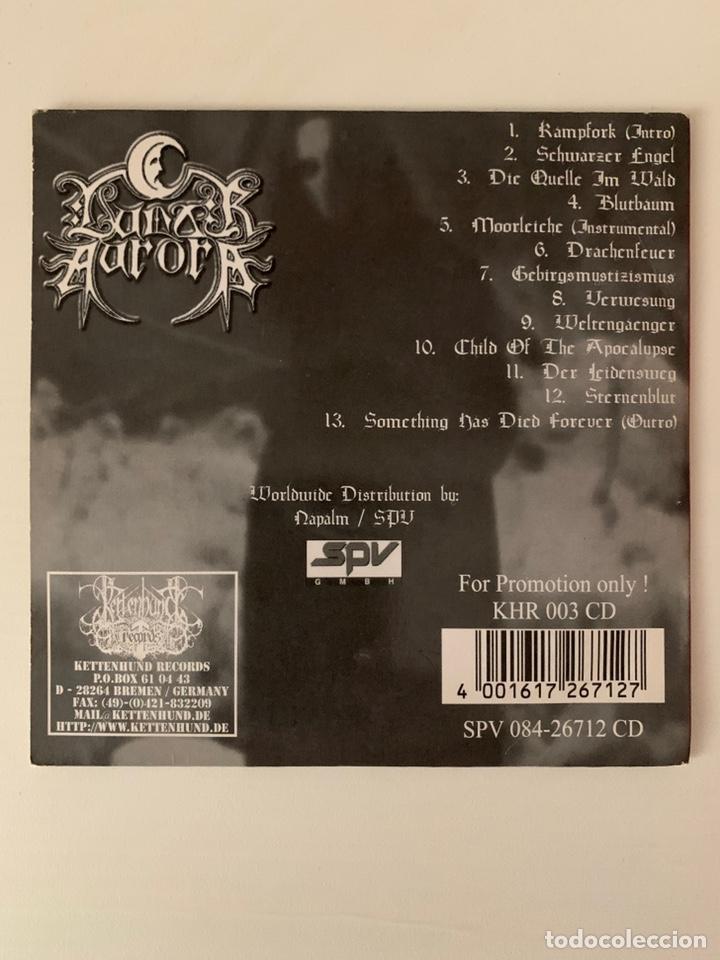"CDs de Música: LUNAR AURORA "" Of stargates and bloodstained celestial shepheres"" cd - Foto 2 - 210631652"