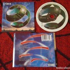 CDs de Música: CRIARA ** BEHIND THE SKY ** CD ORIGINAL 1997 UK. Lote 210643107