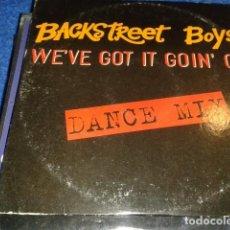 CDs de Música: BACKSTREET BOYS. Lote 210655069