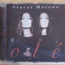CDs de Música: AZUCAR MORENO (OLE) CD 1998. Lote 210658550