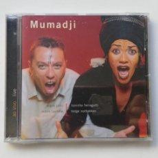 CDs de Música: 6720- MUMADJI AO VIVO LIVE- CD NUEVO PRECINTADO LIQUIDACION!!. Lote 210662477