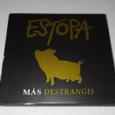 CDs de Música: ESTOPA - MAS DESTRANGIS CD + DVD. Lote 210665072