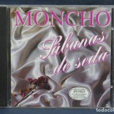 CD di Musica: MONCHO - SABANAS DE SEDA - CD. Lote 210667442