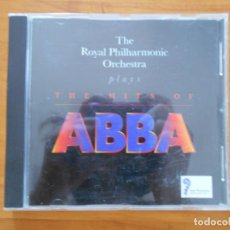 CDs de Música: CD THE ROYAL PHILHARMONIC ORCHESTRA PLAYS THE HITS OF ABBA (6A). Lote 210669704