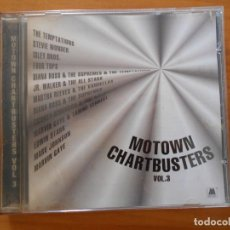 CDs de Música: CD MOTOWN CHARTBUSTERS VOLUME 3 (6A). Lote 210669971