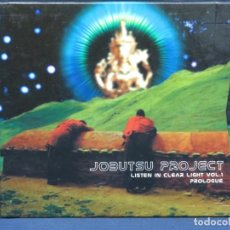 CDs de Música: JOBUTSU PROJECT ‎– LISTEN IN CLEAR LIGHT VOL.1 PROLOGUE - 2 CD. Lote 210676982