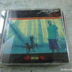 CDs de Música: 7 NOTAS 7 COLORES - HECHO, ES SIMPLE CD -N. Lote 210678246