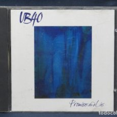 CDs de Música: UB40 - PROMISES AND LIES - CD. Lote 210683834
