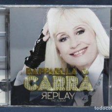 CDs de Música: RAFFAELLA CARRA - REPLAY - THE ALBUM - CD. Lote 210687959