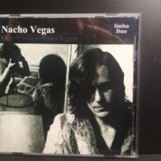 CDs de Música: DOBLE CD NACHO VEGAS CAJAS DE MUSICA DIFICILES DE PARAR. COMO NUEVO¡¡ 2003 PEPETO. Lote 210700145