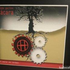 CDs de Música: BANDA GAITES XACARA. EL MEDRAR DEL CARBAYU. GAITAS. OVIEDO. ASTURIAS. DIGIPACK. COMO NUEVO PEPETO. Lote 210700881