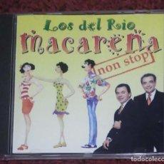 CDs de Música: LOS DEL RIO (MACARENA - NON STOP) CD 1996. Lote 210701477
