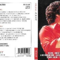 CDs de Música: TOM JONES - AT HIS BEST. Lote 210702789