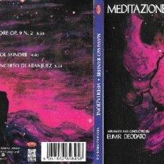 CDs de Música: MASSIMO RANIERI - MEDITAZIONE. Lote 210702897
