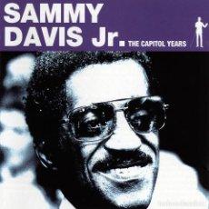 CDs de Música: SAMMY DAVIS JR. - THE CAPITOL YEARS. Lote 210703946