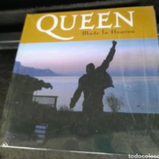 CD di Musica: QUEEN - MADE IN HEAVEN. LIBRO CD. EL PAIS. SIN ABRIR. Lote 253061785