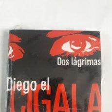 CDs de Música: DIEGO EL CIGALA. DOS LÁGRIMAS.. Lote 210710215
