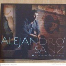 CDs de Música: ALEJANDRO SANZ (EL TREN DE LOS MOMENTOS) CD 2006 - SHAKIRA, JUANES, ANTONIO CARMONA. Lote 210737669