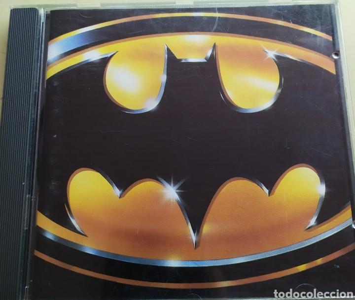 BATMAN / MOTION PICTURE SOUNDTRACK / CD ORIGINAL (Música - CD's Bandas Sonoras)