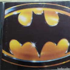 CDs de Música: BATMAN / MOTION PICTURE SOUNDTRACK / CD ORIGINAL. Lote 210739949
