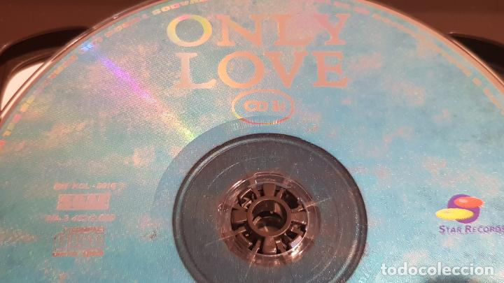 CDs de Música: 5 X CD / ONLY LOVE / PACK 5 CDS CON 60 TEMAS / SOLO AMOR / CDS DE LUJO. - Foto 4 - 210740510