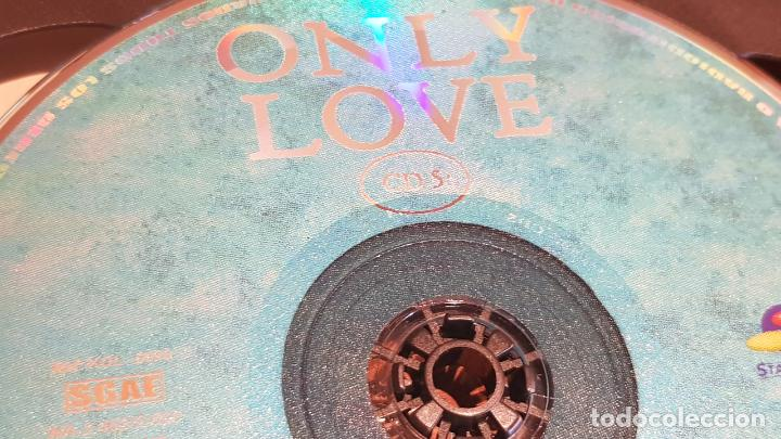 CDs de Música: 5 X CD / ONLY LOVE / PACK 5 CDS CON 60 TEMAS / SOLO AMOR / CDS DE LUJO. - Foto 6 - 210740510