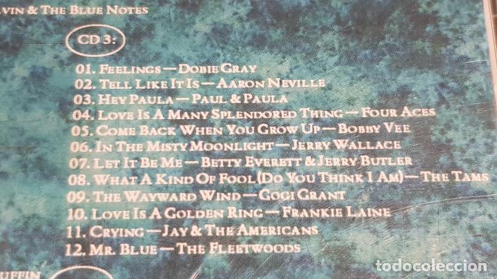 CDs de Música: 5 X CD / ONLY LOVE / PACK 5 CDS CON 60 TEMAS / SOLO AMOR / CDS DE LUJO. - Foto 9 - 210740510