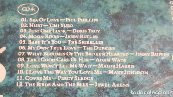 CDs de Música: 5 X CD / ONLY LOVE / PACK 5 CDS CON 60 TEMAS / SOLO AMOR / CDS DE LUJO. - Foto 10 - 210740510