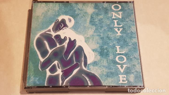 5 X CD / ONLY LOVE / PACK 5 CDS CON 60 TEMAS / SOLO AMOR / CDS DE LUJO. (Música - CD's Melódica )