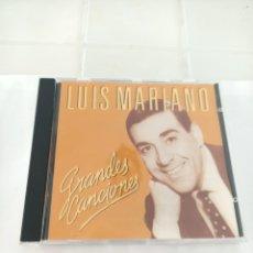CDs de Música: LUIS MARIANO GRANDES CANCIONES. Lote 210741241
