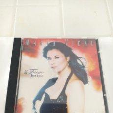 CDs de Música: MARIA VIDAL A FUEGO LENTO. Lote 210741605