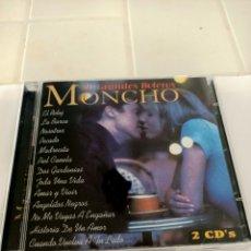 CDs de Música: MONCHO 28 GRANDES BOLEROS. Lote 210742309