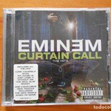 CDs de Música: CD EMINEM - CURTAIN CALL - THE HITS (6I)). Lote 210742520