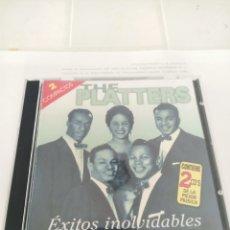 CDs de Música: THE PLATTERS EXITOS INOLVIDABLES 2 CD. Lote 210742529