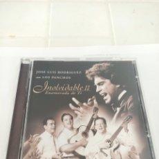 CDs de Música: JOSE LUIS RODRIGUEZ CON LOS PANCHOS. Lote 210742957