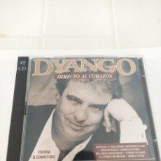 CDs de Música: DYANGO DIRECTO AL CORAZON 2 CD. Lote 210743826