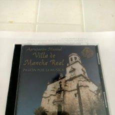 CDs de Música: AGRUPACION MUSICAL VILLA DE REAL MANCHA REAL PRECINTADO. Lote 210743910