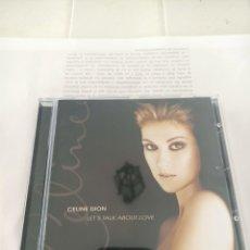 CDs de Música: CELIN DION. Lote 210744322