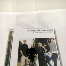 CDs de Música: LA OREJA DE VAN GOGH. Lote 210744440