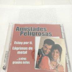 CDs de Música: AMISTADES PELIGROSAS. Lote 210744480