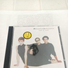 CDs de Música: PRESUNTOS IMPLICADOS. Lote 210744531