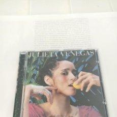 CDs de Música: JULIETA VENEGAS. Lote 210744607