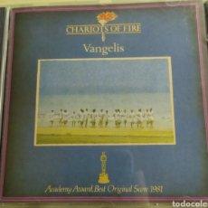 CDs de Música: CHARIOTS OF FIRE / B. S. O DE VANGELIS / CD ORIGINAL. Lote 210746311