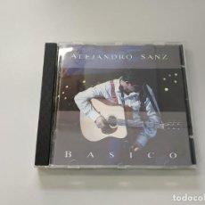 CDs de Música: 0720- ALEJANDRO SANZ BASICO CD ( DISCO ESTADO BUENO) LIQUIDACIÓN. Lote 210754760