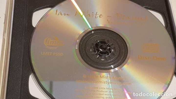 CDs de Música: IAN WHITE / PSALMS 4,5,6 / DOBLE CD - LMM - 1999-UK / 32 TEMAS / DE LUJO. - Foto 2 - 210758824