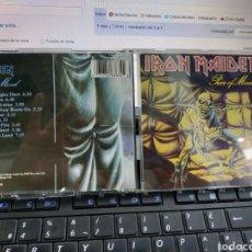 CDs de Música: IRON MAIDEN CD PIECE OF MIND 1983 /2. Lote 210769542